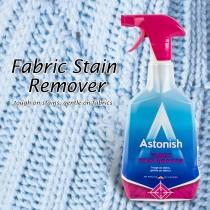 愛美百貨│Astonish Fabric Stain Remover 英國原裝進口 衣服衣物清潔去汙 織物去污劑