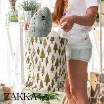 愛美百貨│【限時下殺】ZAKKA日系雜貨風格收納筒洗衣籃