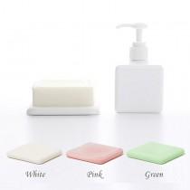 愛美百貨│珪藻土吸水杯墊 肥皂台 肥皂盒 吸濕除溼塊