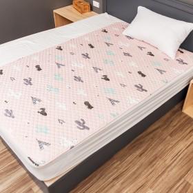 愛美百貨│120x190CM 純棉舒柔可機洗布藝防滑絎縫墊  坐墊 單人床墊 爬行墊 遊戲墊 地墊 保潔墊