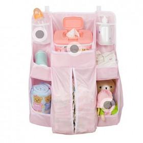 愛美百貨 │(福利品)超大收納設計寶寶尿布收納袋