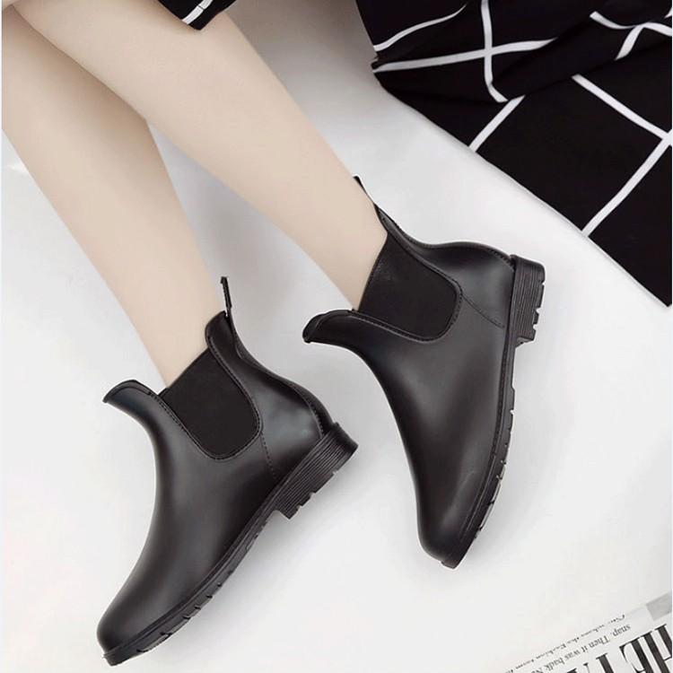愛美百貨│晴雨兩用 時尚雨鞋 雨靴