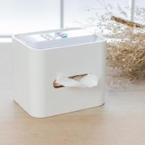 愛美百貨│純白無印風抽取式面紙盒 衛生紙盒 小包版適用