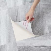 愛美百貨 台灣製造DIY防焰耐磨仿大理石紋地板貼36片裝 Q044-2