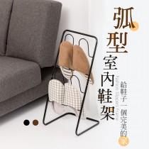愛美百貨|日系直立式4層室內拖鞋架 鞋插架 A029