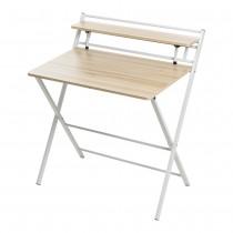 愛美百貨|(福利品)樂嫚妮 X型免安裝折疊型書桌 多功能桌 NGA081